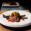 Pan Fried Monkfish with Mango-mint Salsa