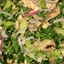 Parsley, Mushroom Salad (healthy, side)
