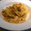 Pasta d'Agnello e Crema di Pomodoro