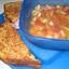 Pasta Fagioli  (by Emily Ruisi Stanco)