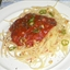 Pasta with Garlic, Olive Oil, Fresh Tomatoes, and Basil