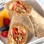 PB&J Breakfast Wrap