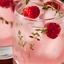 Peach Melba Cooler Recipe