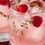 Peach Melba Cooler Recipe