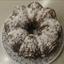 Pear Walnut Bundt Cake
