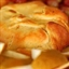 Phyllo-Wrapped Brie with Apricot And Rosemary Chutney