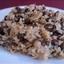 Pigeon Peas, Rice & Coconut milk D.R. style ( Morro de Gandule con Coco )