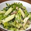 Poached Chicken Salad with Celery and Mustard Cream Sauce