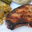 Pork - Lemon Pepper grilled Pork Chops