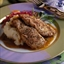 Pork Medallions with Maple-Vinegar Sauce