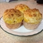 Quick Cheese and Bacon Muffins