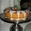 Quick White Banana Bundt Cake
