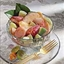 "Rachel's ""Right Thurrr"" Creamy Fruit Salad with Basil"