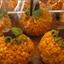 Rice Krispy Treat Pumpkins