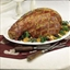 Roast Leg of Pork with Glazed Dried Fruits