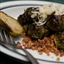 Roasted Brussels Sprouts with Walnuts and Pecorino