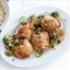 Roasted Chicken Thighs with Brussels Sprouts