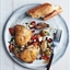 Roasted Chicken Thighs with Tomatoes, Olives, and Feta