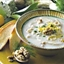 Roasted Fennel Soup with Walnuts and Stilton