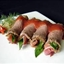 Rolled Beef with Proscuitto
