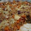 Roman Rice and Beans Casserole