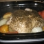 Rustic Slow Cooked Chicken