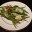Salad: French Green Beans with Pears & Parmesan