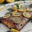 Salmon Steaks with Lemon Dill Sauce