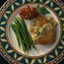 Sauted Pork Chops in Savory Grape-Mustard Sauce