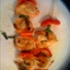 Scampi Shrimp Skewers