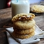 Sea Salted Fluffernutter Filled Oatmeal Cookies
