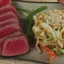Seared Tuna Steaks W/ Green Peppercorn Sauce