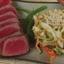 Seared Tuna Steaks W/ Green Peppercorn Sauce