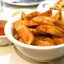Seasoned Potato Wedges