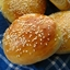 Sesame Hamburger Buns