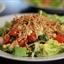 Seven-layer Salad with Ginger Vinaigrette