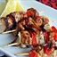 Shish Tawook- Skewered Chicken
