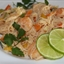 Shrimp, Mango and Peanut Rice Noodle Salad