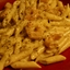Shrimp Scampi Alfredo