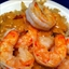 Shrimp with Spicy Peanut Sauce (J wine)