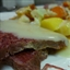 Slow Cooked Corned Beef with Horseradish Sauce