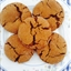 SOFT GINGER MOLASSES COOKIES