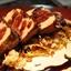 Soy Marinated Pork Tenderloin with Rosemary Potato Frites