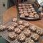 Spiced Oatmeal White Chocolate Raisin Cookies
