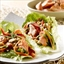 Spicy Alaska Salmon Wraps