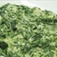 Spinach in cream sauce