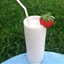 Strawberry Banana Puddin Milkshake