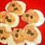 Stuffed Eggs a la Polonaise