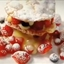 Summer Berry Mille Feuille with Lemon Curd