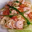 Summer Seafood Pasta Salad